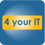 "Logo ""4 your IT"""